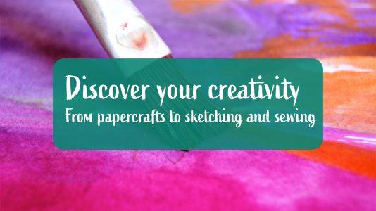 Discover you creativity